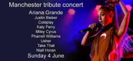 Ariana Grande to return to Manchester to perform benefit concert