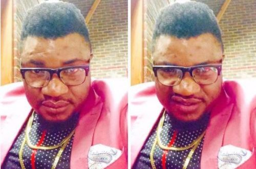 Ice-K Of Artquake Makes Mockery & Gifts Nigerian Beggar With 100 In London – Watch!