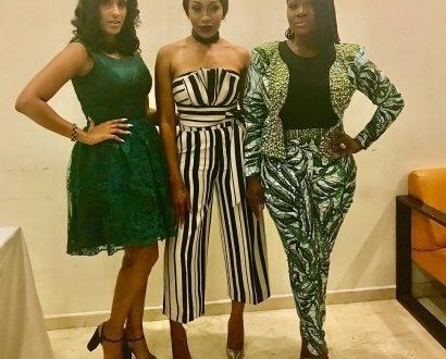 Ebube Nwagbo, Mercy Johnson, Juliet Ibrahim stun in new photo