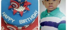 'I may not carry you now in my arms but I'll always carry you in my heart'- Mercy Aigbe's husband wishes son Happy birthday