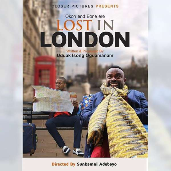 Lost in London – Nollywood Trailer   Mp4 DOWNLOAD