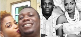 Duncan Mighty celebrates 2nd wedding anniversary with wife, praises her for cleaning their mansion and waking by 12a.m to pray