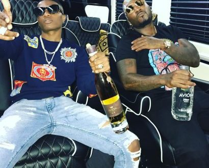 Wizkid gushes about the favorite woman in his Life