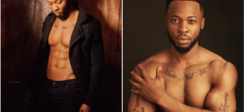 Flavour strips, showing off hot body in new fierce photos