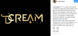 'My company has just been valued at over $100million – D'banj