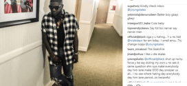 Skales fights back after accused of hating because he never gave Wizkid a birthday shout out