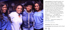 'Run away from people who have nothing good to say about anyone' – Iyabo Ojo drops cryptic message for Kemi Olunloyo's fans