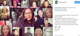 Kemi Olunloyo declares intention to run for Nigeria's presidency, calls herself an internet terrorist
