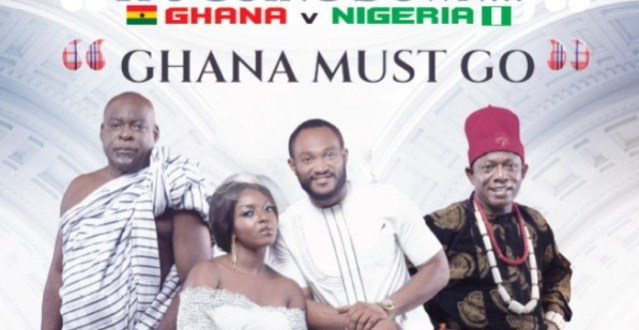 HOT: Ghana Must Go – Nollywood Movie