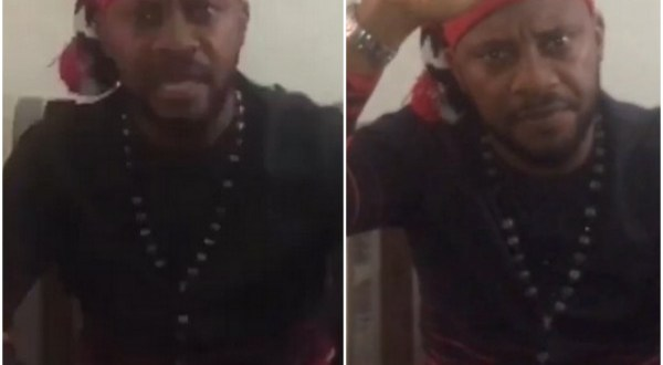 'I'm tired of seeing my people suffer' -Yul Edochie releases campaign videos