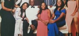 Linda Ikeji and her family beautiful in new photo
