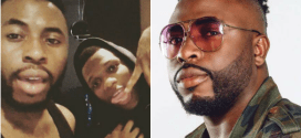 'I am part of Wizkid's history whether he likes it or' not – Samklef