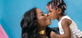 Davido's baby mama, Sophia complains about their daughter's 'attitude'