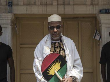 Bail Revocation: FG Begins Move To Send Pro-Biafran Leader Kanu Back To Prison