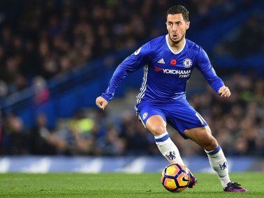 Hazard Wants Champions League Trophy