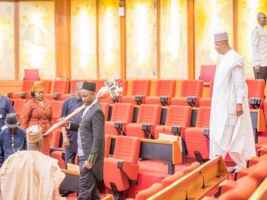 Senate Clashes With Presidency, Says It Can't Disclose Salaries Of Its Members