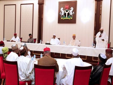 Please Pay Workers Their Salaries, Pensions – Buhari Begs Governors