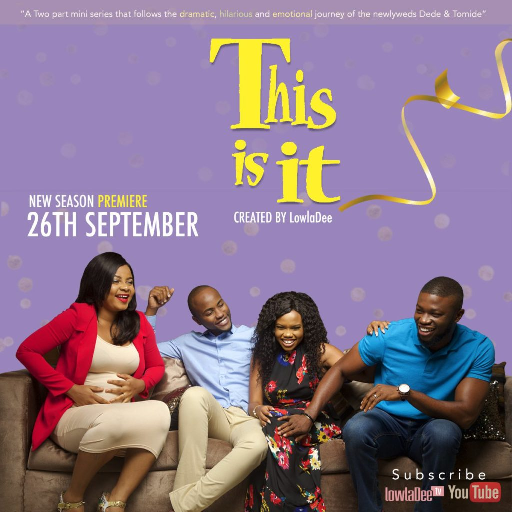 This Is It Season 1 Episode 1 – 10 [Nollywood Series] (Complete) Mp4 DOWNLOAD