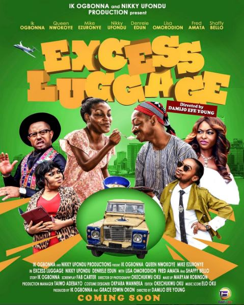 Excess Luggage – Nollywood Movie   Mp4 DOWNLOAD