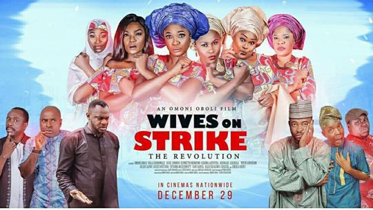 Wives On Strike The Revolution – Nollywood Movie🔥   Mp4 DOWNLOAD