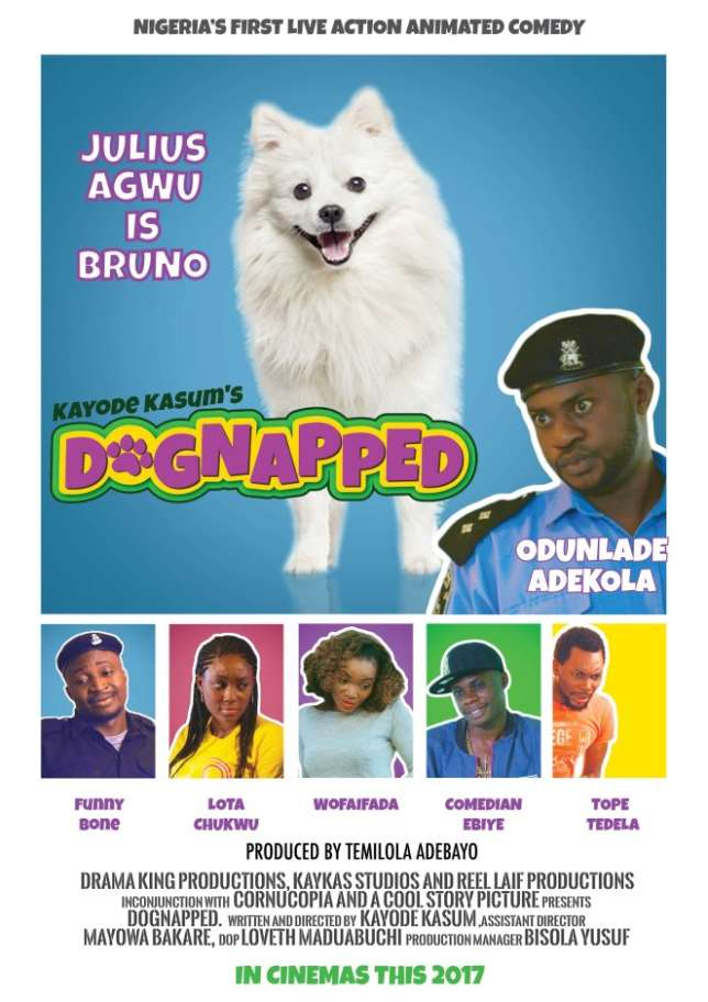 Dognapped – Nollywood Movie | Mp4 DOWNLOAD