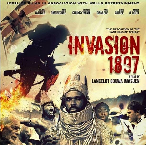 Invasion 1897 – Nollywood Movie   Mp4 DOWNLOAD