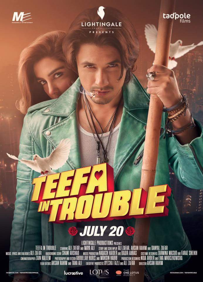 Teefa in Trouble (2018) [HDRip] [ESub] – Bollywood Movie Movie Mp4 DOWNLOAD