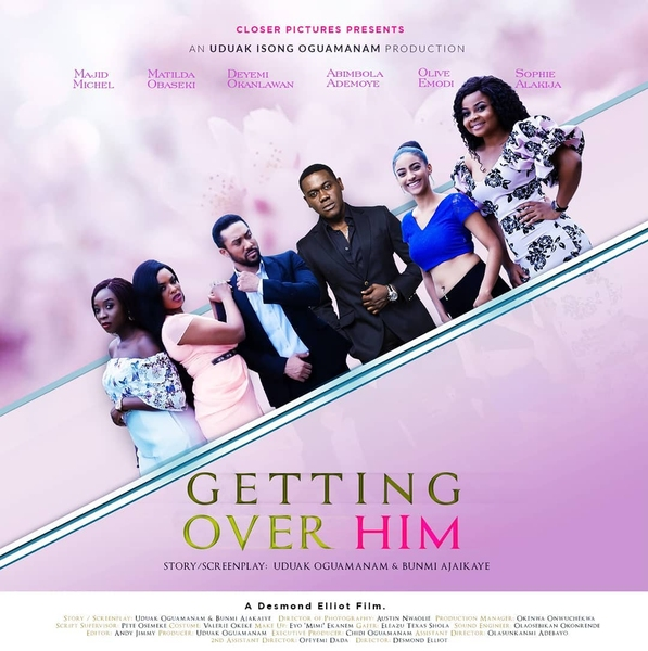 Getting Over Him – Nollywood Movie | Mp4 DOWNLOAD