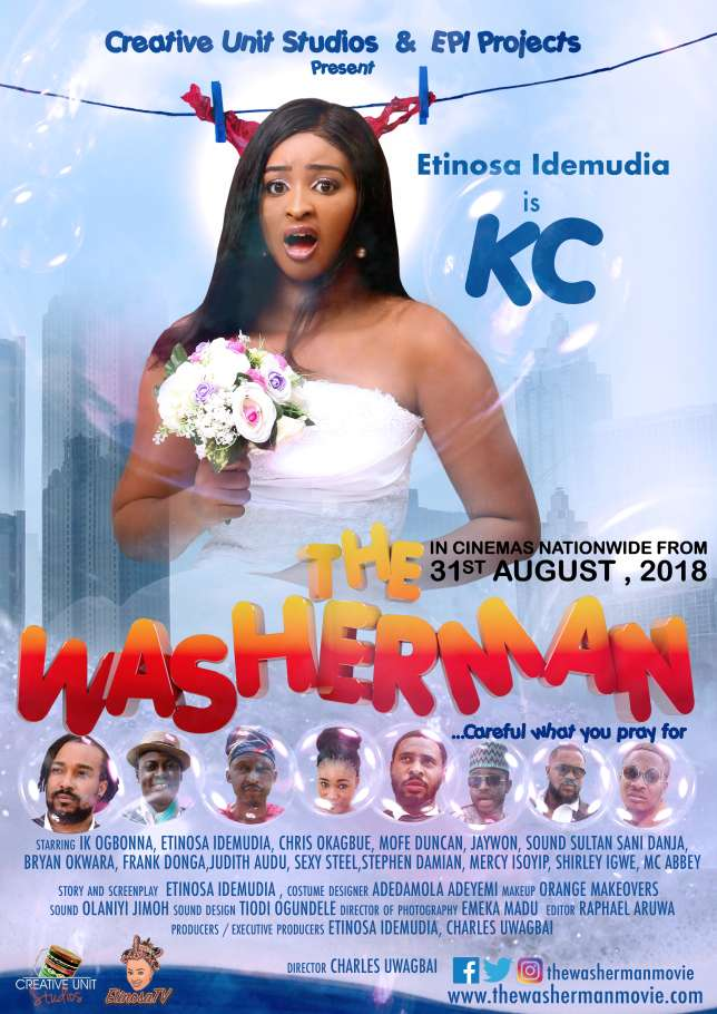 The Washerman – Nollywood Movie | Mp4 DOWNLOAD