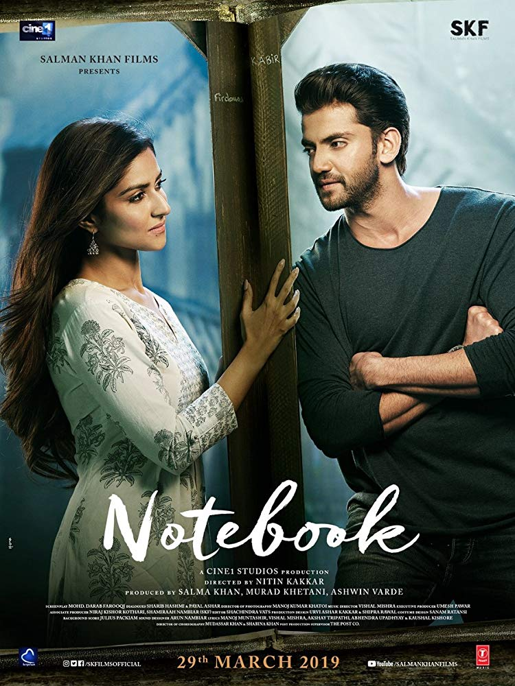 Notebook (2019) – Bollywood Movie Movie Mp4 DOWNLOAD