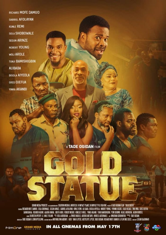 [Movie] Gold Statue – Nollywood Movie | Mp4 Download
