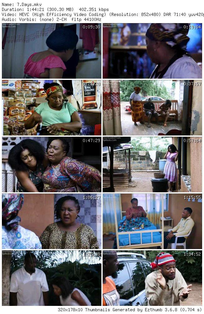 Download 7 Days - Nollywood Movie 7