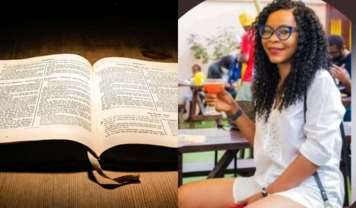 FireOFola lays heavy curses on lady who subbed on the N980k #DubaiOnCredit story 1