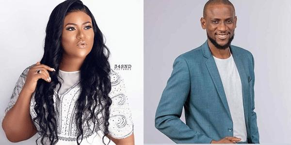 #BBNaija: Nollywood actress, Nkechi Blessing expresses her love for Omashola 3