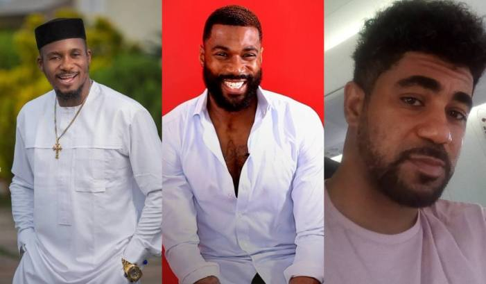 Junior Pope calls out Thin Tall Tony as he praises Mike for not cheating on camera 1