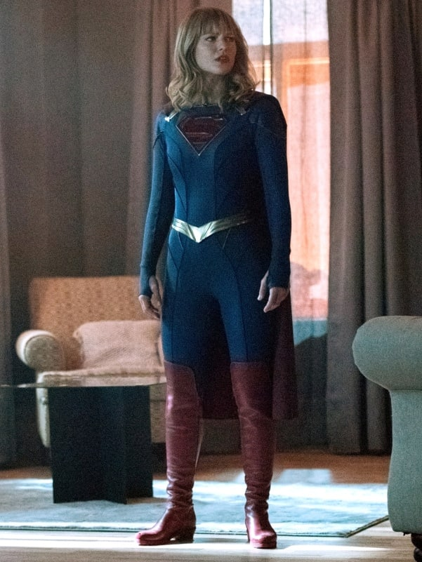 Supergirl Season 5 Episode 3 – Blurred Lines [S05E03]