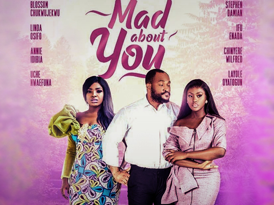 Mad About You - Nollywood Movie