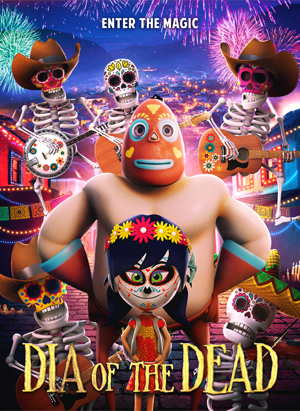 Dia of the Dead (2019)