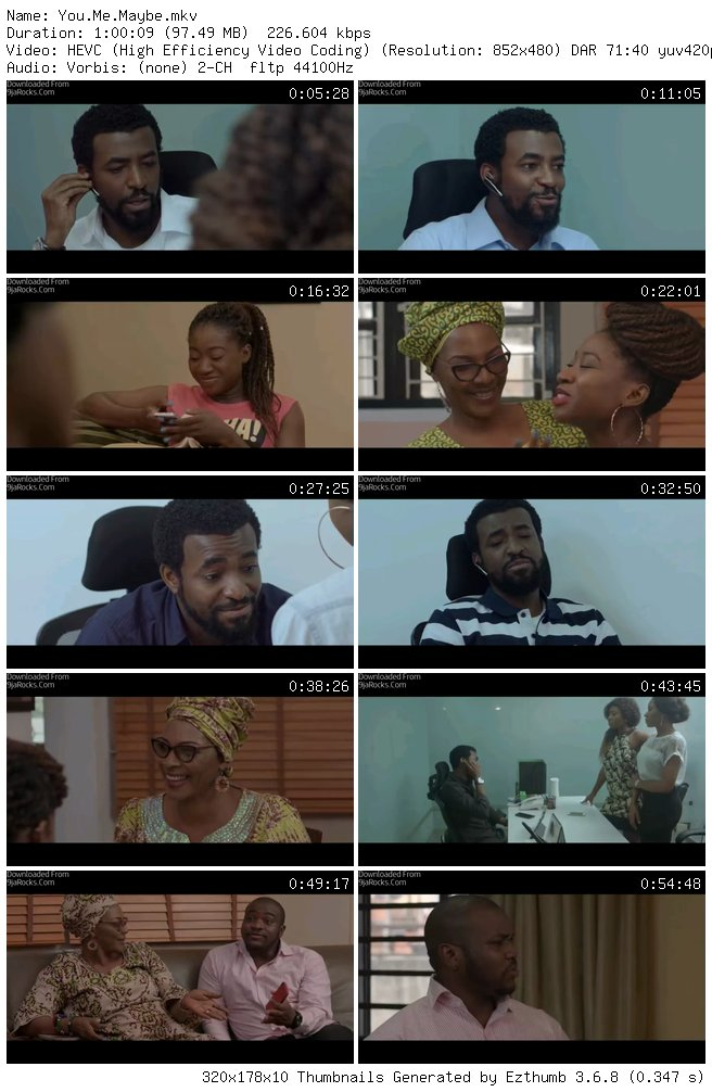 You Me Maybe - Nollywood Movie