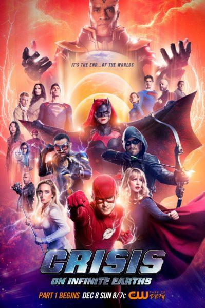 The Flash Season 6 Episode 9 - Crisis on Infinite Earths, Part 3 [S06E09]