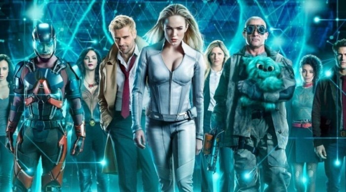 Legends Of Tomorrow Season 5 Episode 1 – Crisis on Infinite Earths: Part Five [S05E01]
