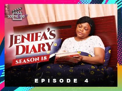 Jenifa's Diary Season 18 Episode 4 – Trouble [S18E04]