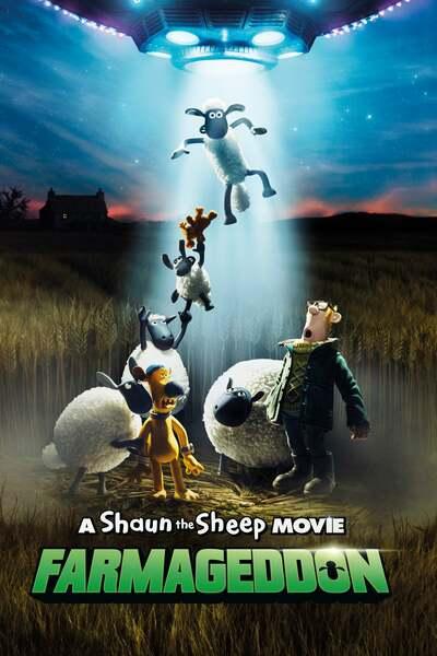 Movie: A Shaun the Sheep Movie: Farmageddon (2019) | Mp4 DOWNLOAD