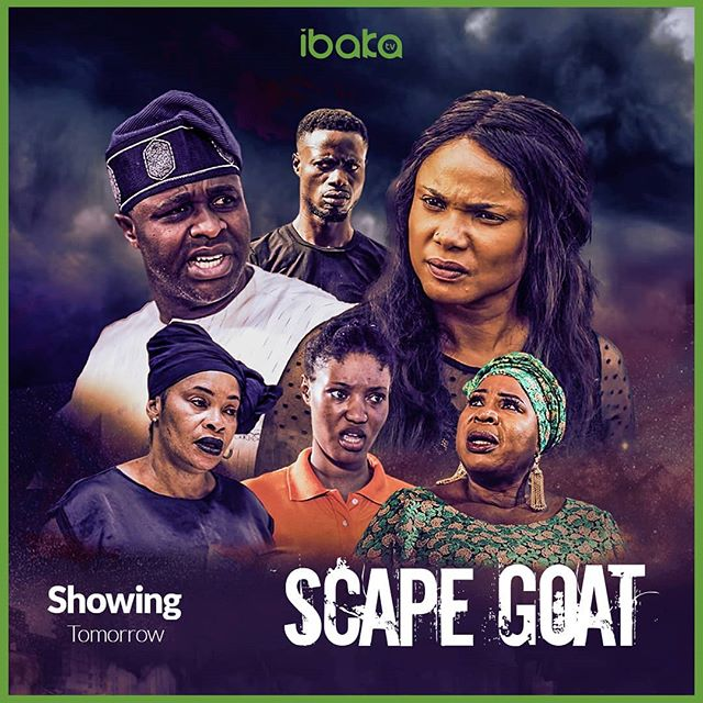 Scape Goat - Nollywood Movie