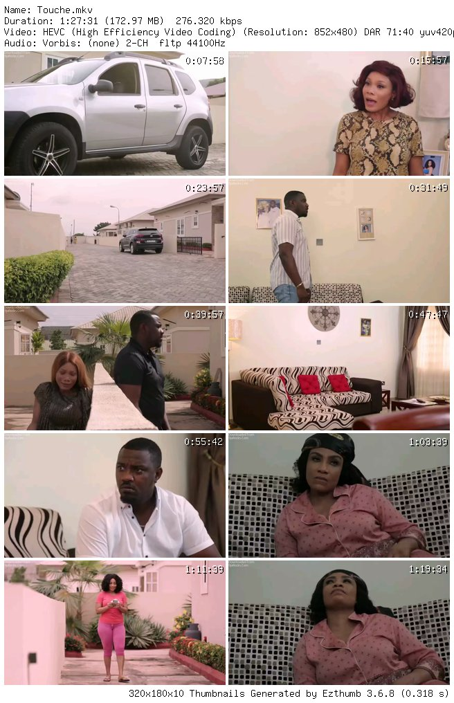 Touché (...in the dark) - Nollywood Movie