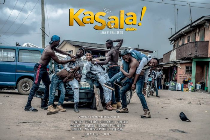 🔥Kasala! - Nollywood Movie