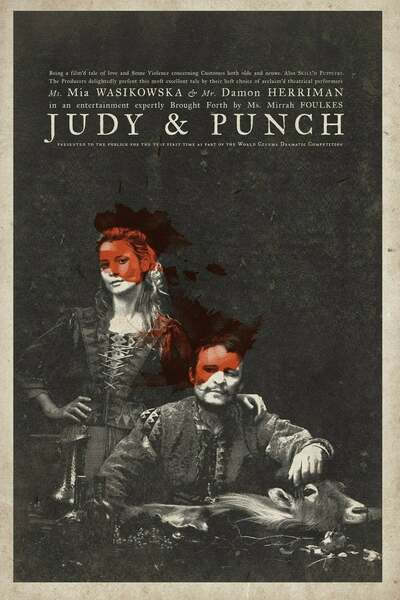 Movie: Judy & Punch (2019) | Mp4 DOWNLOAD