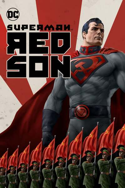 Movie: Superman: Red Son (2020) | Mp4 DOWNLOAD