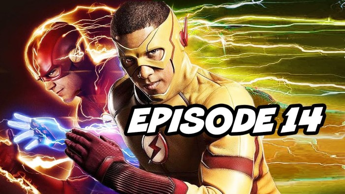 The Flash Season 6, Episode 14 - Death of the Speed Force [S06E14]