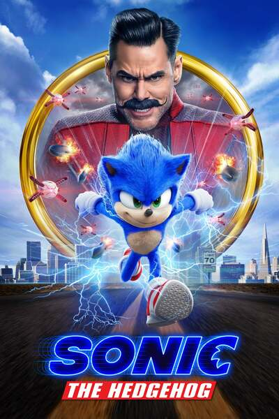 Movie: Sonic the Hedgehog (2020) | Mp4 DOWNLOAD
